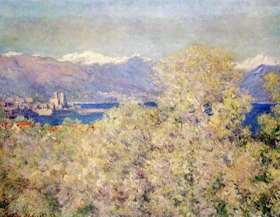 阳光四溢的色彩大师   以莫奈的花园祝你牛年欣欣向荣插图191