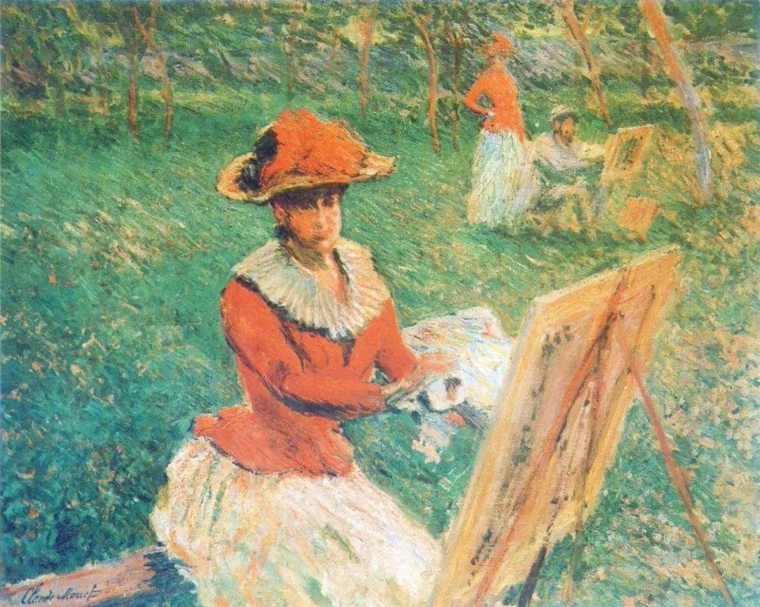 阳光四溢的色彩大师   以莫奈的花园祝你牛年欣欣向荣插图195