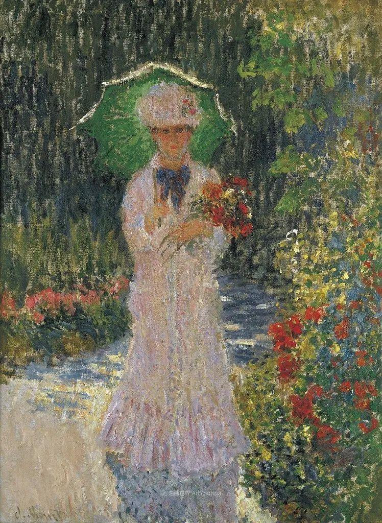 阳光四溢的色彩大师   以莫奈的花园祝你牛年欣欣向荣插图197