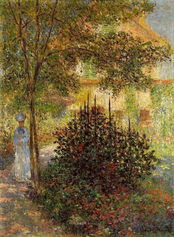 阳光四溢的色彩大师   以莫奈的花园祝你牛年欣欣向荣插图201