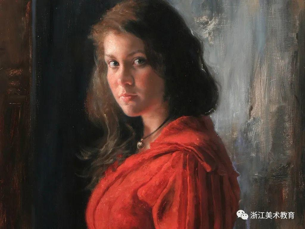 俄罗斯当代画家 | 笔触清晰,形象灵动插图13