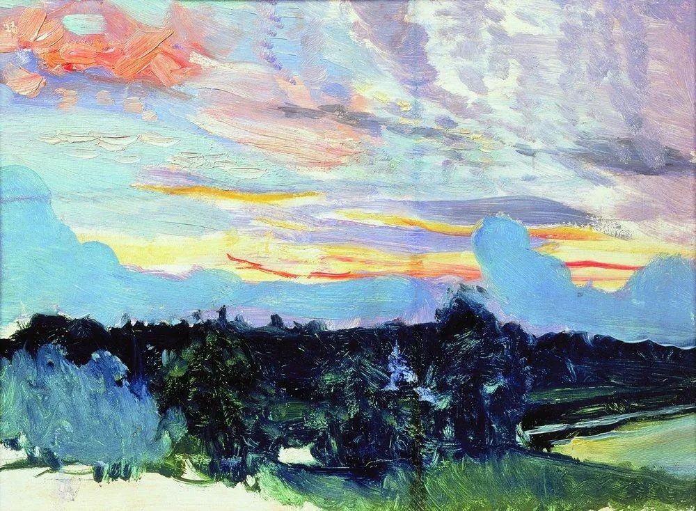 明快鲜亮的色彩,描绘俄罗斯乡村日常生活!插图3