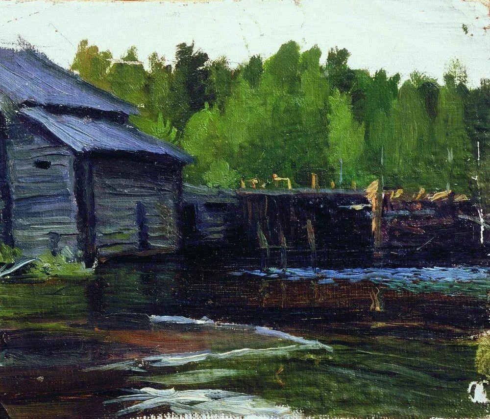明快鲜亮的色彩,描绘俄罗斯乡村日常生活!插图37