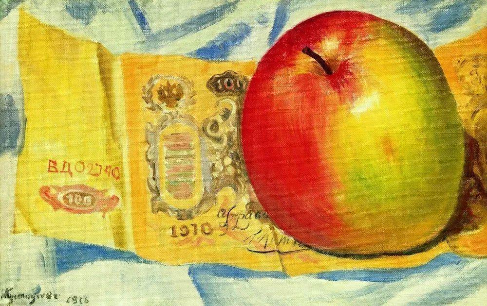 明快鲜亮的色彩,描绘俄罗斯乡村日常生活!插图95