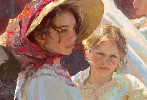 捕捉光与色,营造绘画情绪插图38