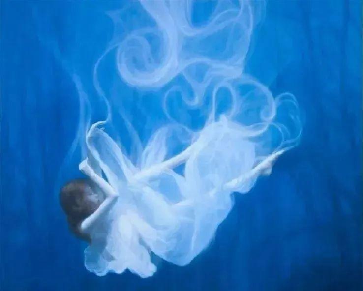如梦如幻的画中仙子,艺术家多里安·瓦莱霍的人体油画艺术插图21
