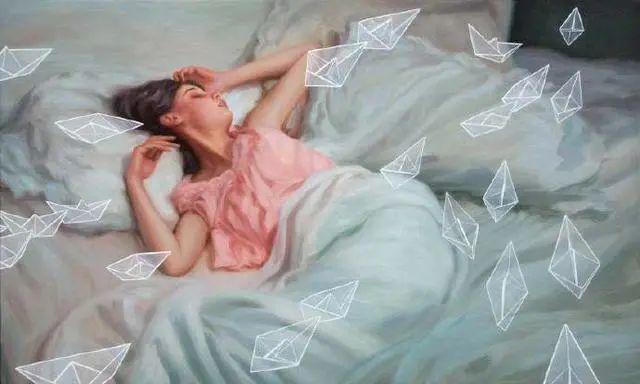 如梦如幻的画中仙子,艺术家多里安·瓦莱霍的人体油画艺术插图33