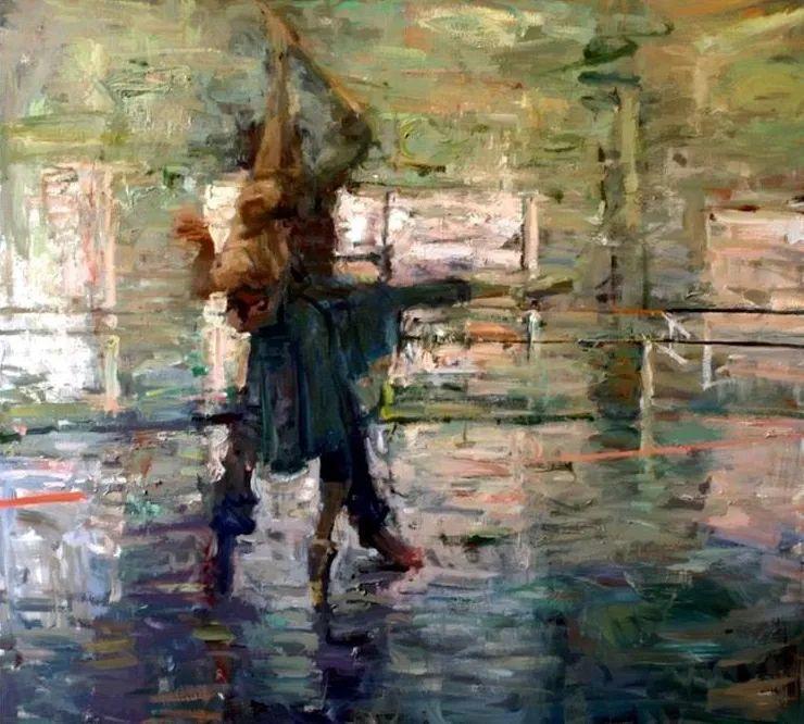 一个来自东方的画家,把印象派绘画掌握和提高到,如此至善至美的境界!插图67
