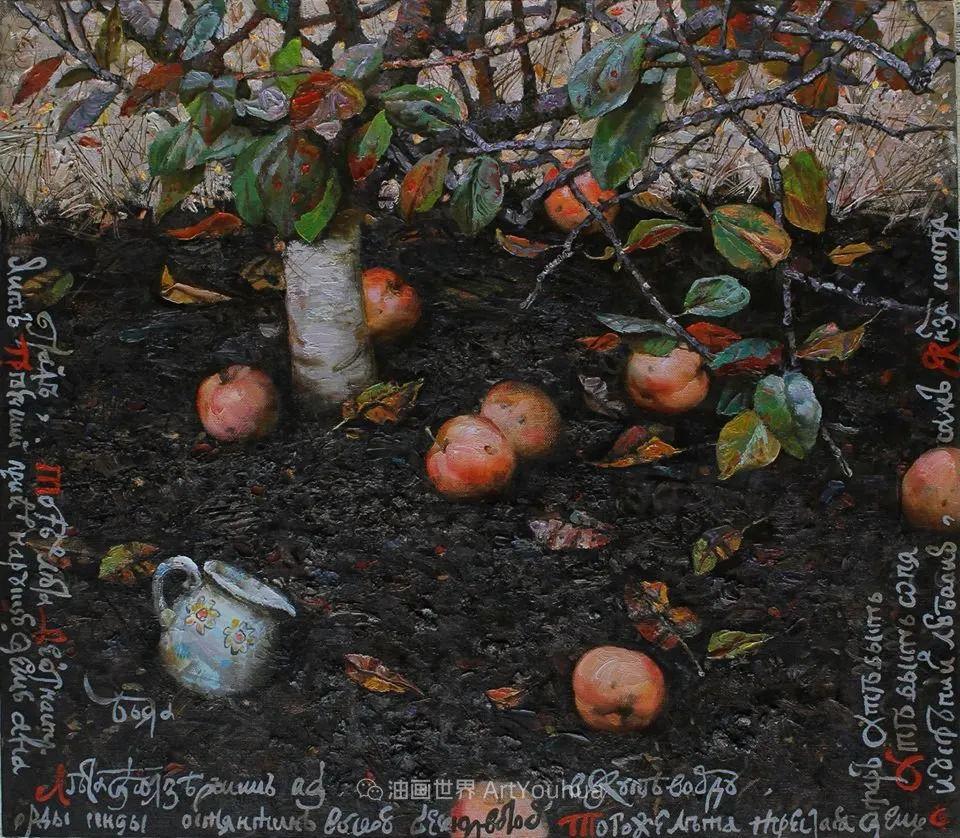 古典风格蛋彩画,俄罗斯画家弗拉基米尔·亚历山德罗维奇插图103