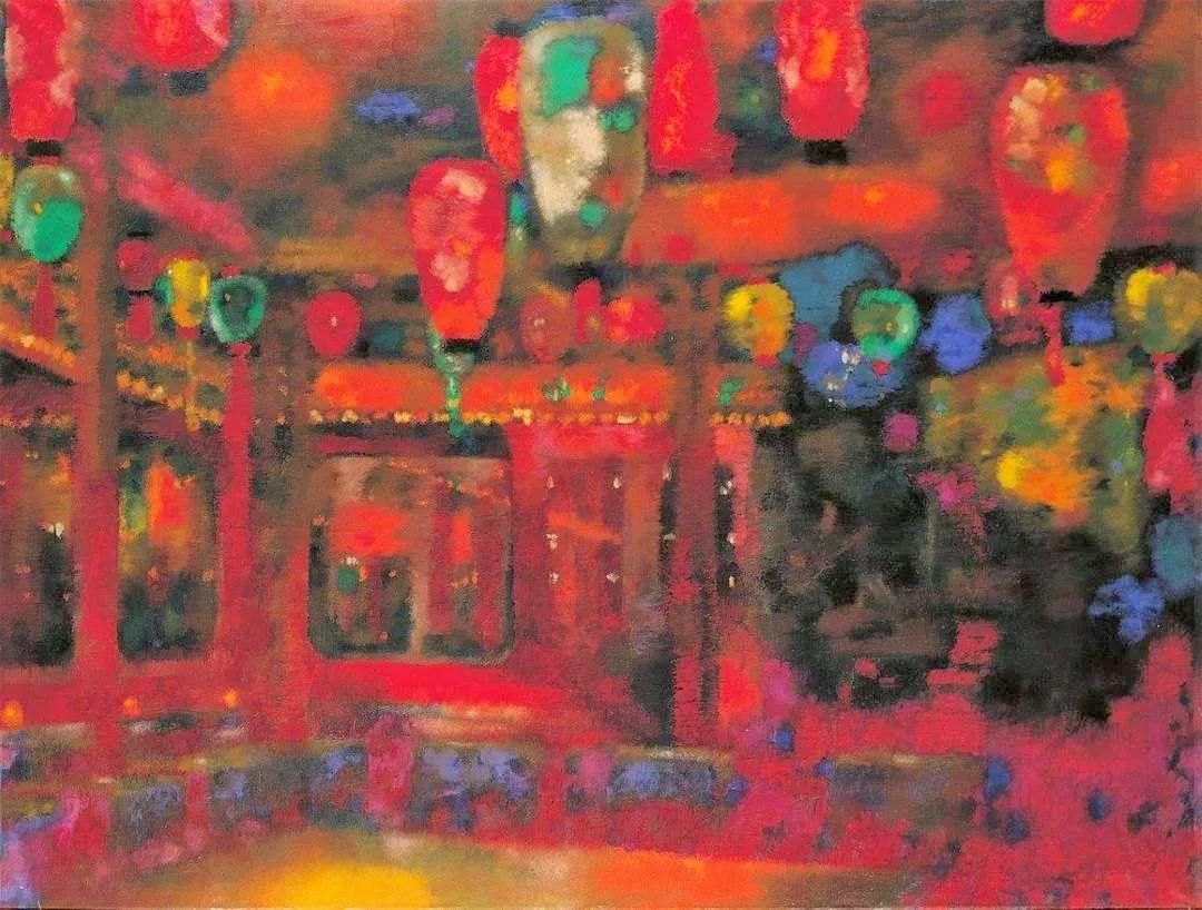 瑞士色彩大师,抽象艺术的先驱!插图41
