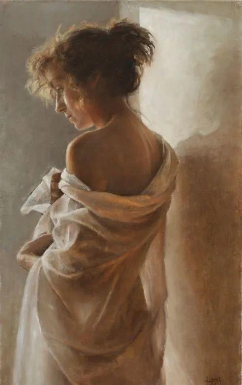 具象现实主义,波兰女画家阿丽娜·西贝拉插图61