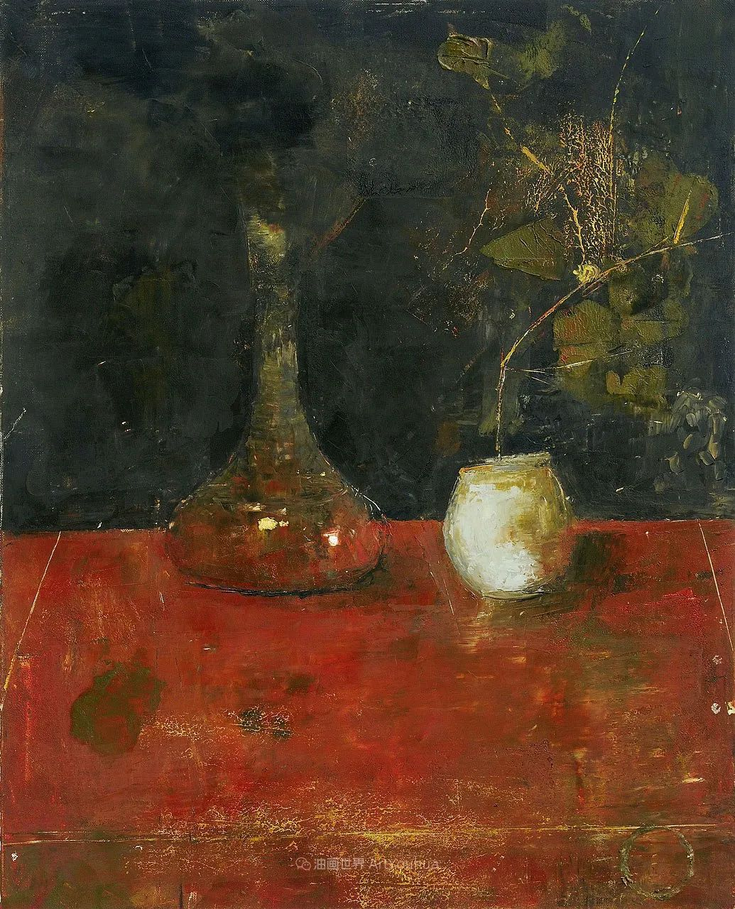 马耳他女画家 Goxwa Borg 戈克斯瓦·博格作品欣赏: 古典又现代!插图11