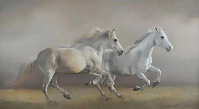 秘鲁自学成才艺术家的写实油画,展现着油画人物不同的美插图61