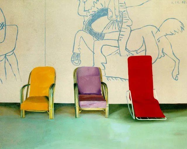 最著名的英国在世画家——大卫·霍克尼插图103
