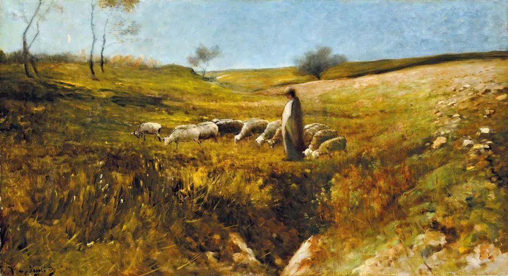 匈牙利杰出的自然风景画家——贝拉·斯潘依插图41
