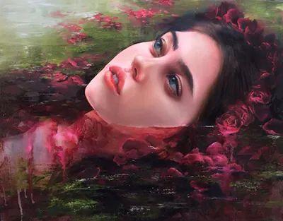 艺术家安娜的精美油画艺术作品欣赏插图3