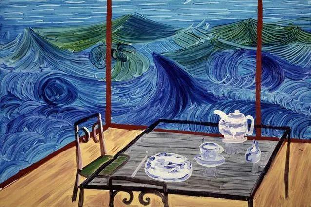 最著名的英国在世画家——大卫·霍克尼插图85
