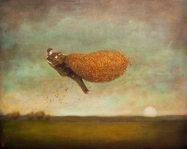 越南画家杜伊·怀恩的空灵绘画插图35