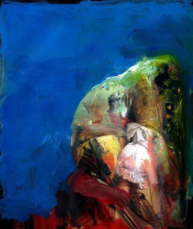 西班牙当代艺术家埃斯库比绘画作品欣赏插图15