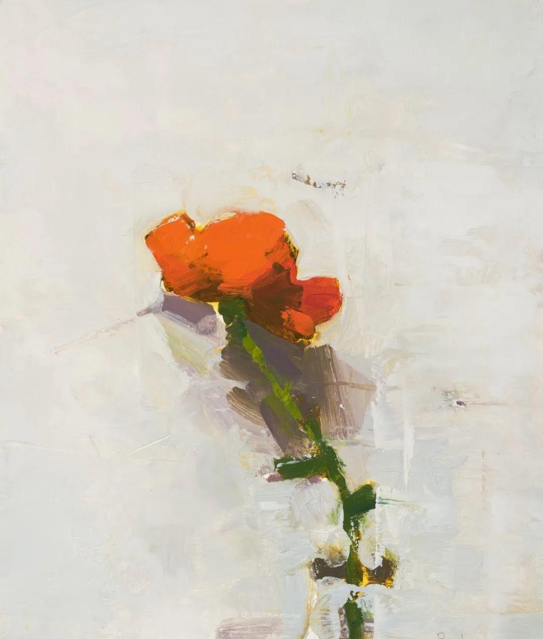 简约宁静 | 波兰画家斯坦利·比伦作品欣赏插图3