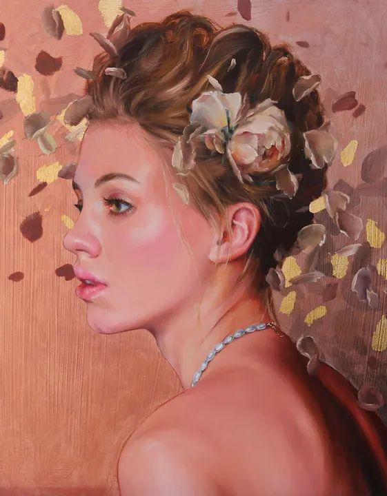 艺术家安娜的精美油画艺术作品欣赏插图35