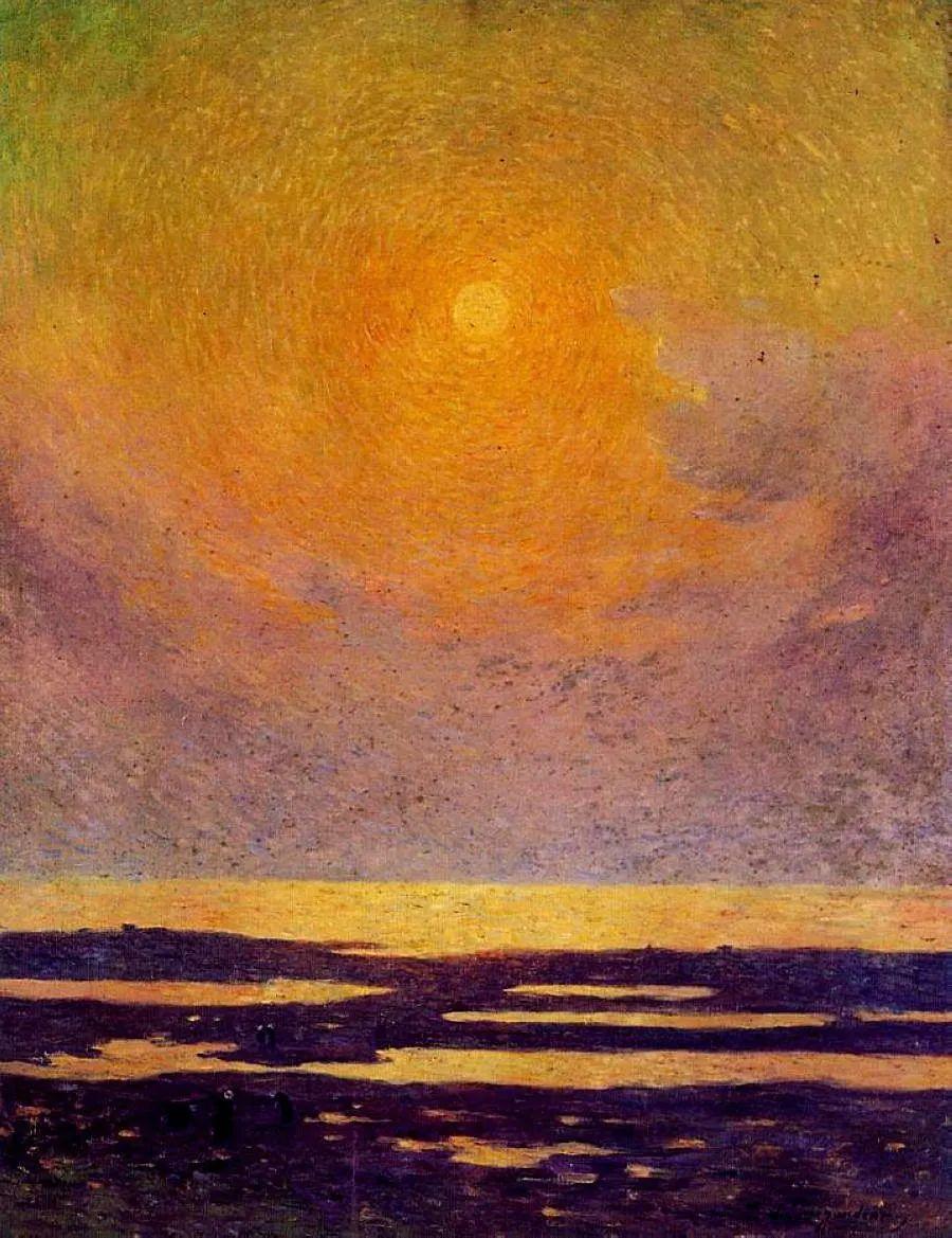 高更和德加的好友,法国画家费迪南德插图6