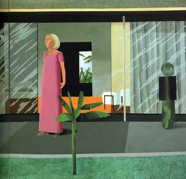 最著名的英国在世画家——大卫·霍克尼插图49