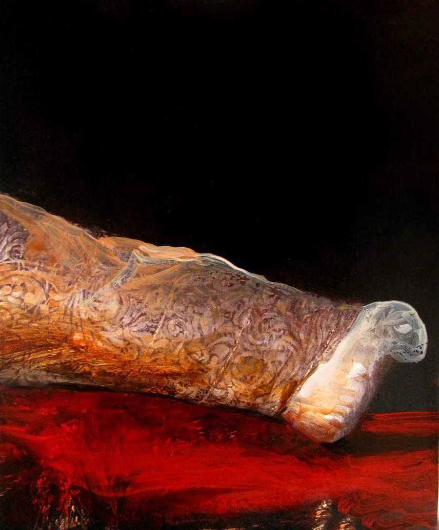 西班牙当代艺术家埃斯库比绘画作品欣赏插图32