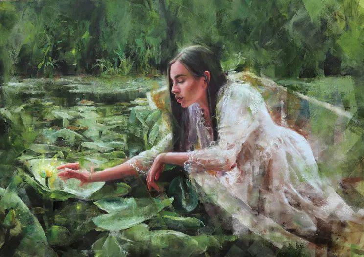 艺术家安娜的精美油画艺术作品欣赏插图27