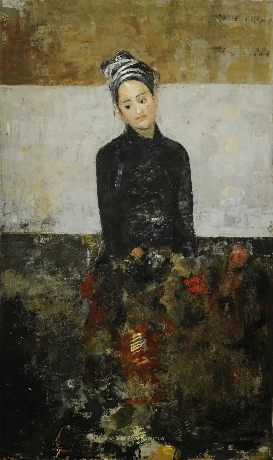 马耳他女画家 Goxwa Borg 戈克斯瓦·博格作品欣赏: 古典又现代!插图89