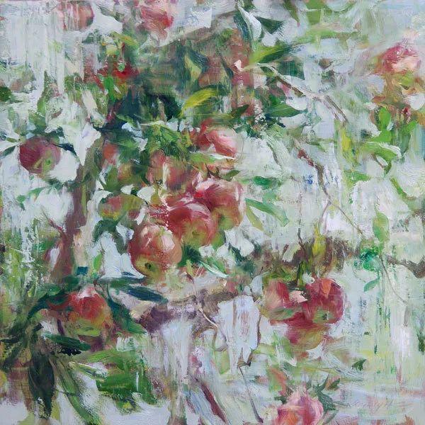 一个来自东方的画家,把印象派绘画掌握和提高到,如此至善至美的境界!插图35