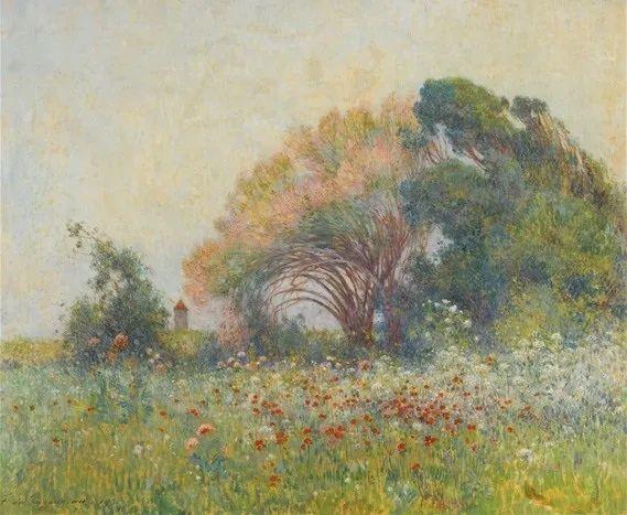 高更和德加的好友,法国画家费迪南德插图18