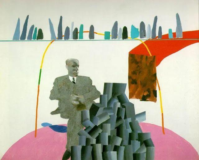 最著名的英国在世画家——大卫·霍克尼插图105