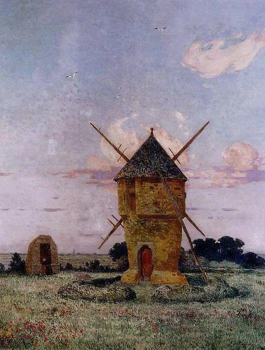 高更和德加的好友,法国画家费迪南德插图41