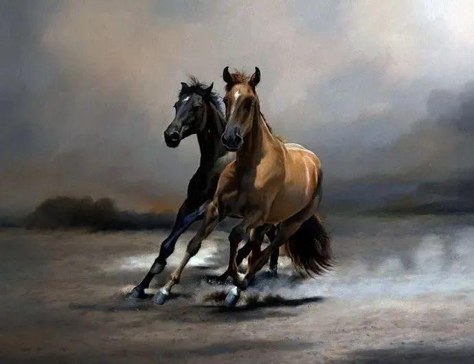 秘鲁自学成才艺术家的写实油画,展现着油画人物不同的美插图63