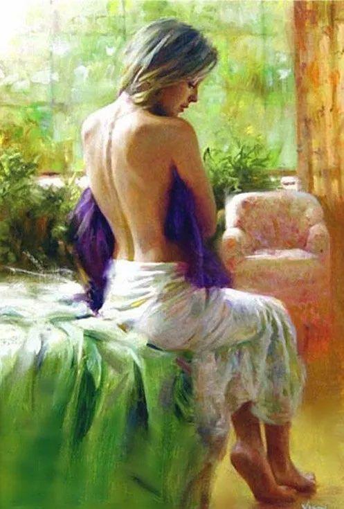 最富浪漫表现力的艺术家Vidan油画艺术作品插图43
