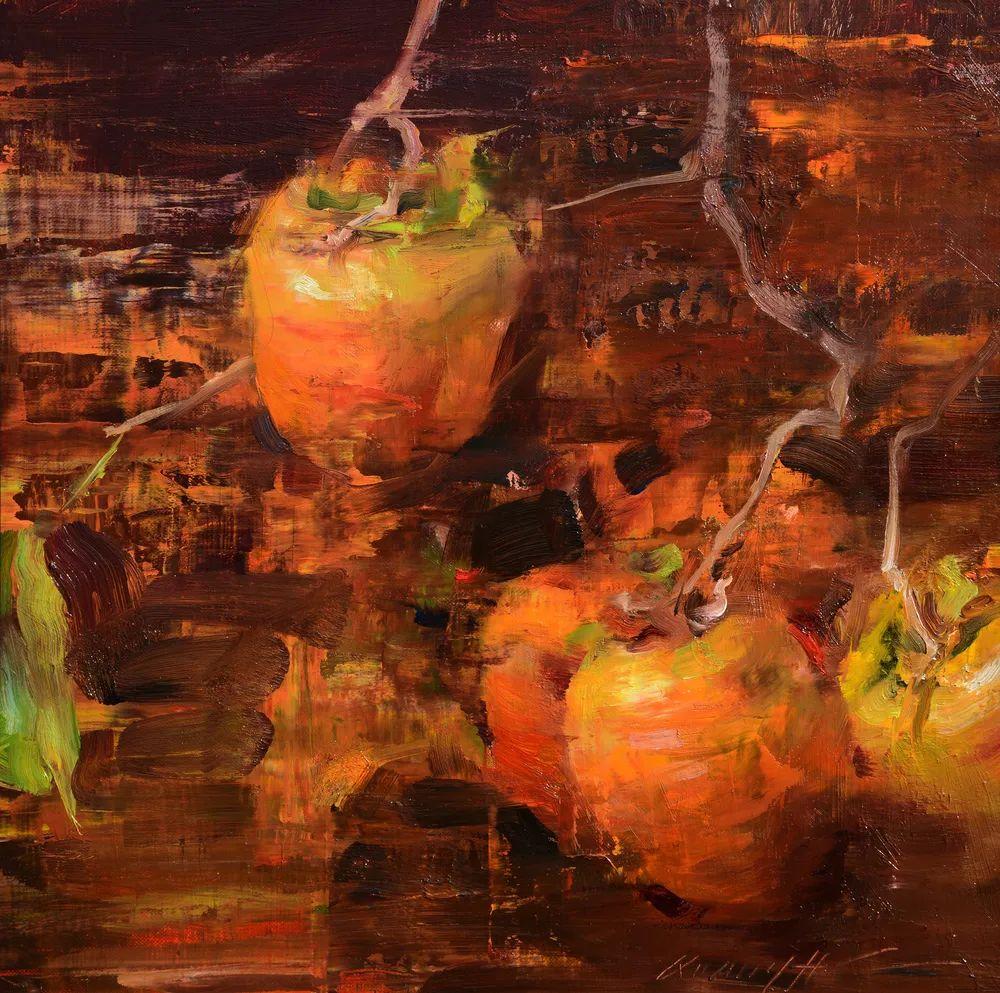 一个来自东方的画家,把印象派绘画掌握和提高到,如此至善至美的境界!插图27