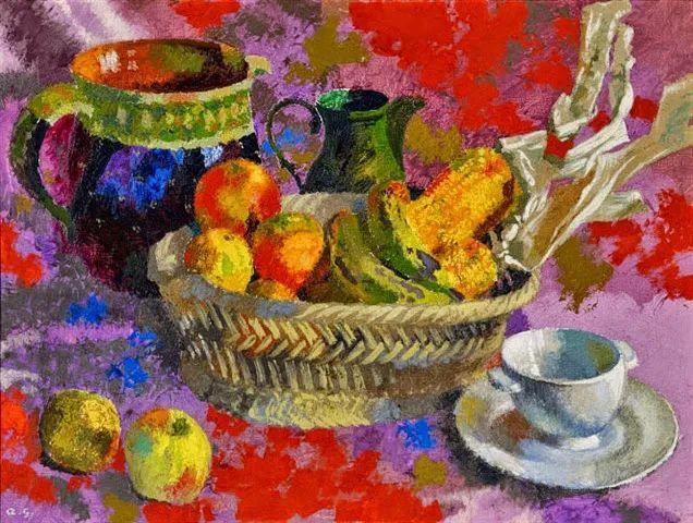 瑞士色彩大师,抽象艺术的先驱!插图1