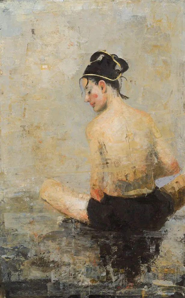 马耳他女画家 Goxwa Borg 戈克斯瓦·博格作品欣赏: 古典又现代!插图103