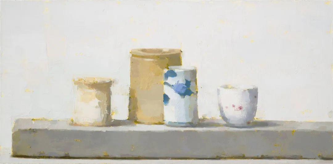 简约宁静 | 波兰画家斯坦利·比伦作品欣赏插图25