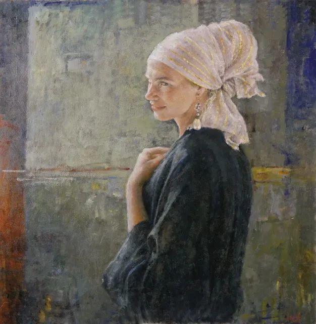 具象现实主义,波兰女画家阿丽娜·西贝拉插图39