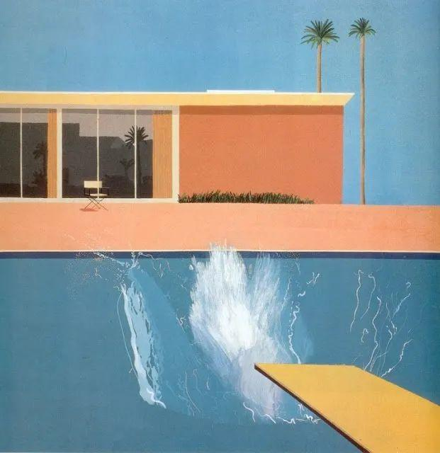 最著名的英国在世画家——大卫·霍克尼插图23