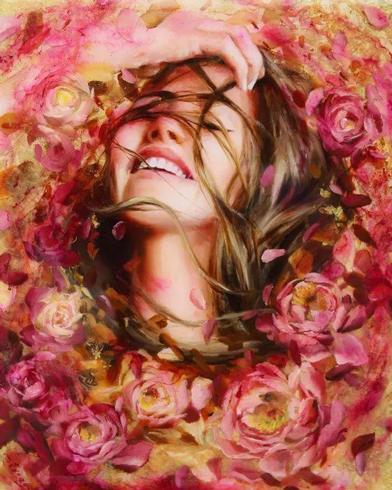 艺术家安娜的精美油画艺术作品欣赏插图51