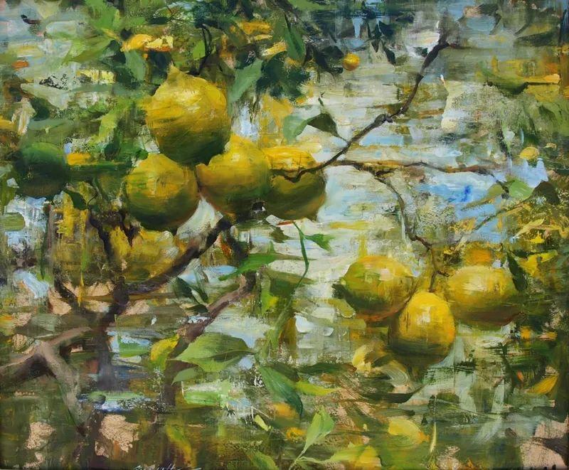 一个来自东方的画家,把印象派绘画掌握和提高到,如此至善至美的境界!插图31