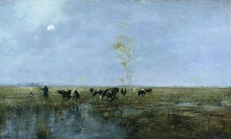 匈牙利杰出的自然风景画家——贝拉·斯潘依插图93
