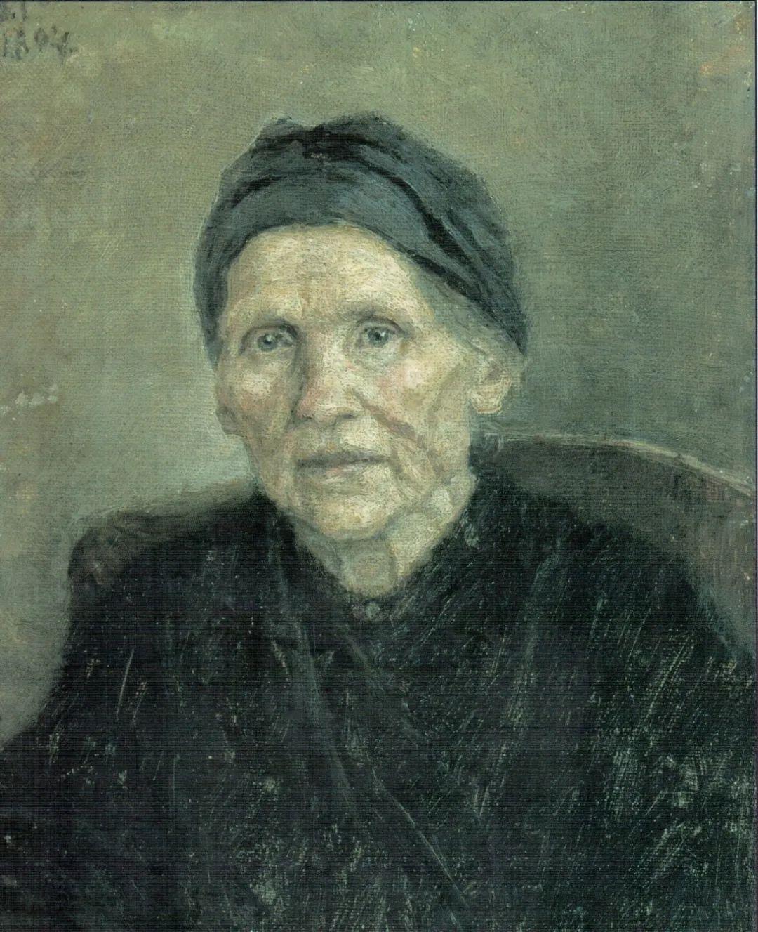 俄罗斯画坛先驱人物,瓦西里·苏里科夫人物作品选粹插图46