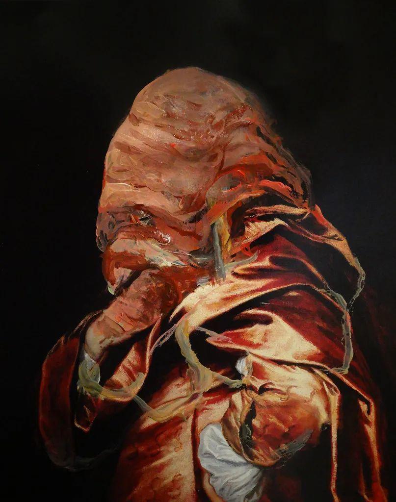 西班牙当代艺术家埃斯库比绘画作品欣赏插图6