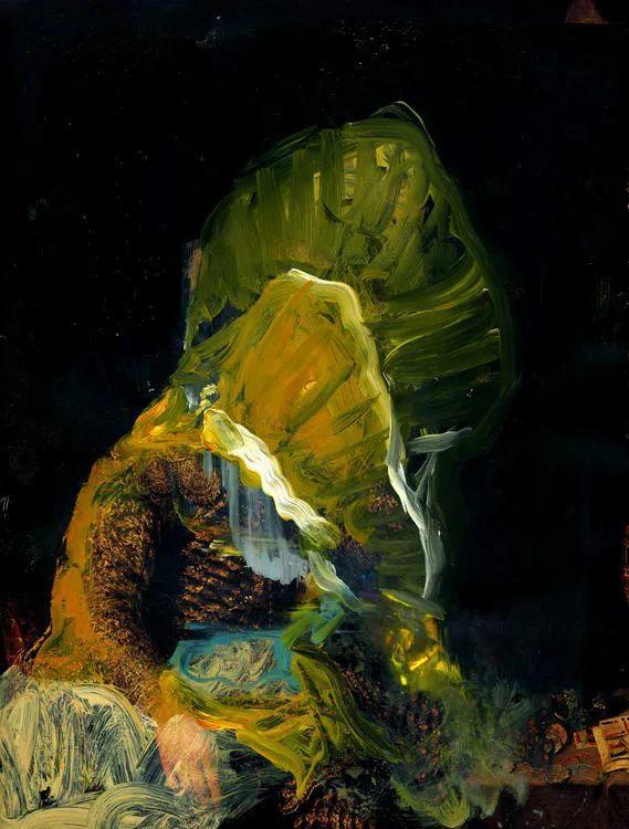 西班牙当代艺术家埃斯库比绘画作品欣赏插图23