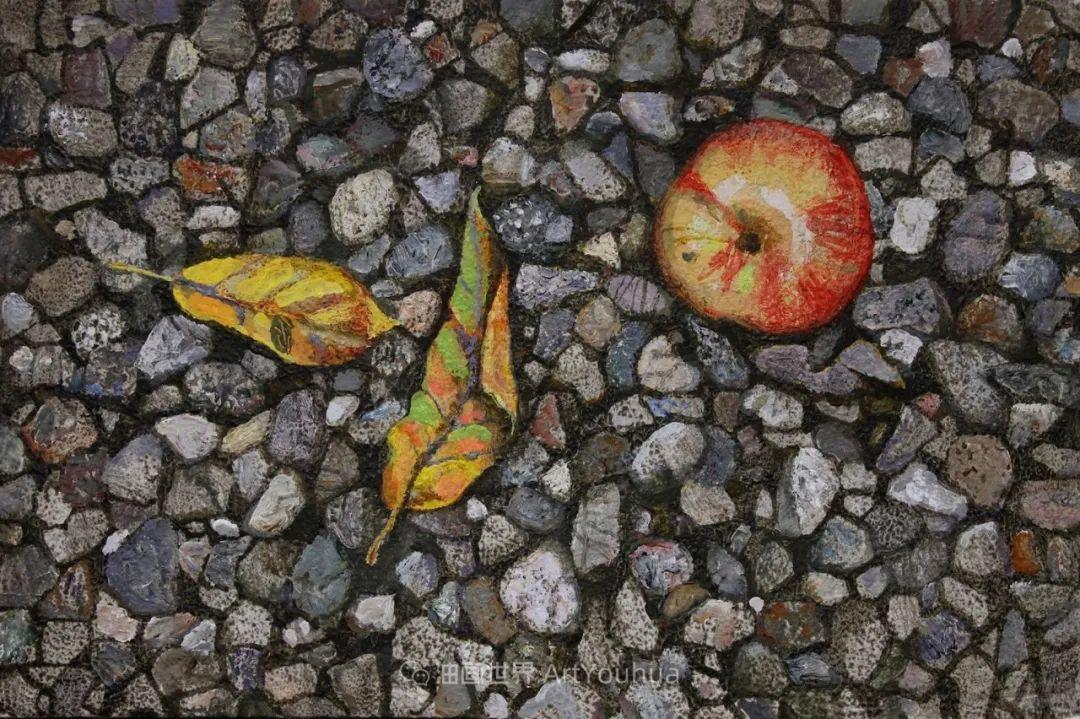古典风格蛋彩画,俄罗斯画家弗拉基米尔·亚历山德罗维奇插图55