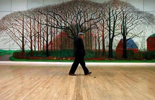 最著名的英国在世画家——大卫·霍克尼插图53